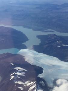 Grey Gletscher im Torres del Paine